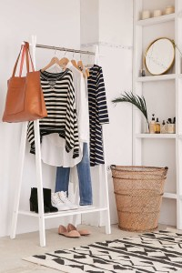 5 Clothing Racks Made for the Capsule Wardrobe