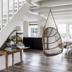 Hanging Chair In Living Room Steel Express Car Seating Idea To Steal The Swing Apartment34 More Commonly Found Children S Rooms Perhaps Bedrooms Or Outdoor Areas I Ve Been Seeing Pop Up Communal Spaces Recently