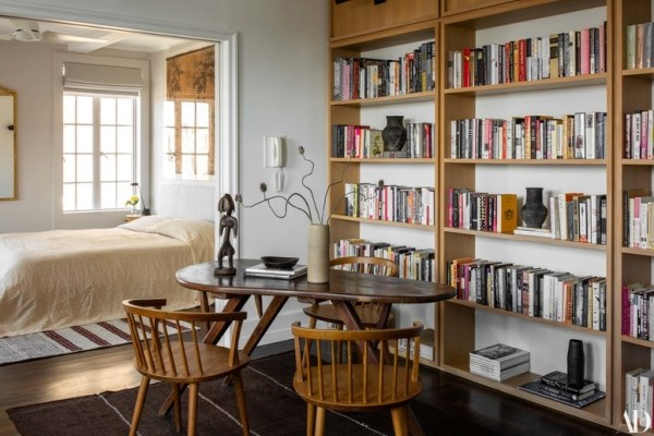 This Celebrity Home in Greenwich Village is Goals
