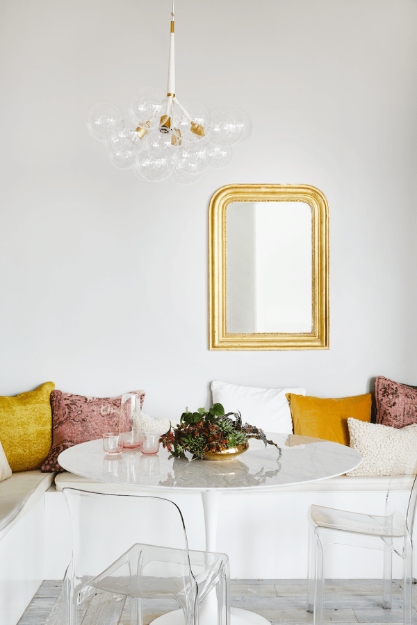 how to decorate with plants on apartment 34