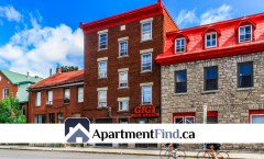 165 Dalhousie Street #1 (Lower town) - 1450$