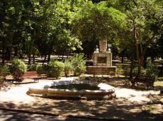 Tivat's City park