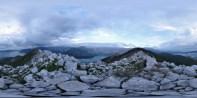 Velji Vrh 710 m high