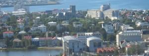 Reykjavik overview