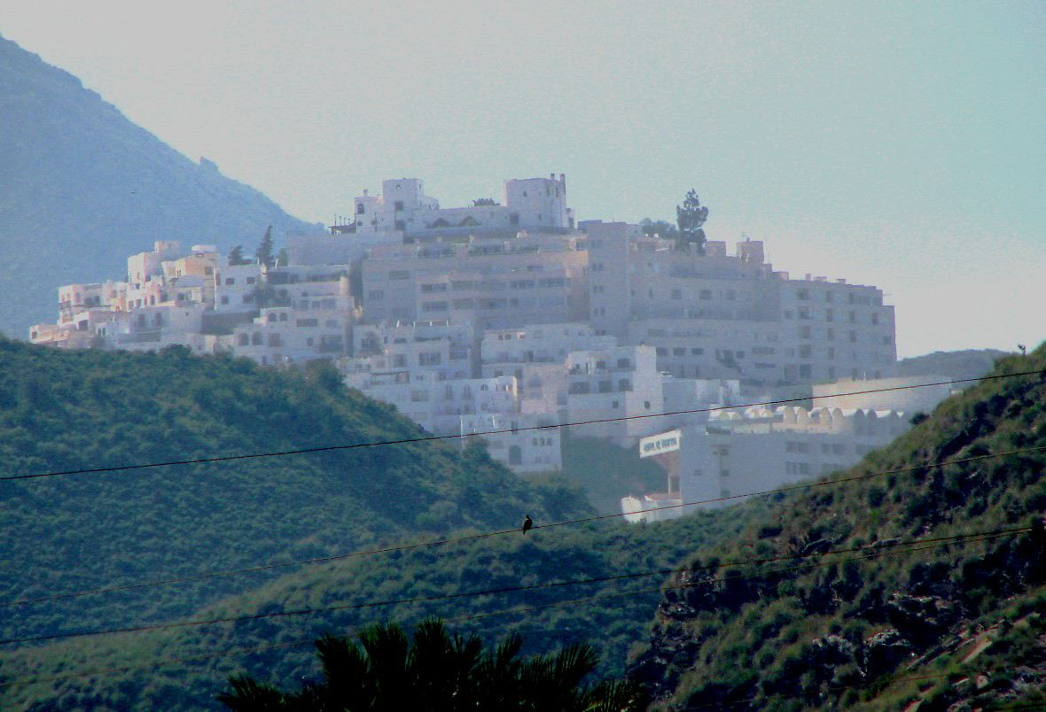 Self catering apartment in Mojcar Andalusia Spain
