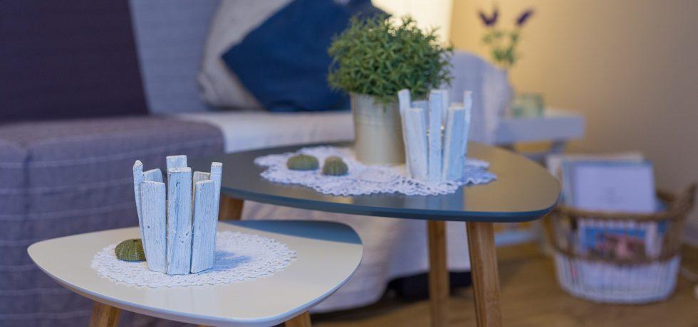 Wohnraum - Tische