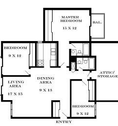 electrical wiring diagram 3 bedroom flat [ 2206 x 1786 Pixel ]