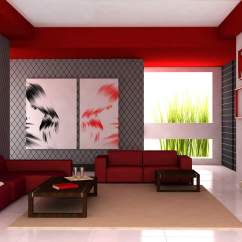 Living Room Color With Red Sofa Wedge Pillow Apartments I Like Blog