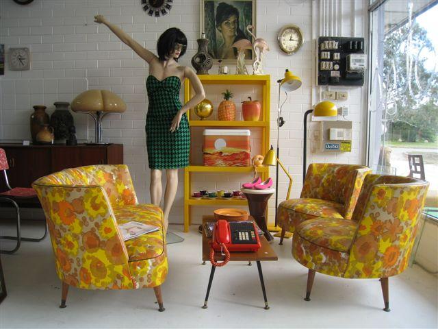 Apartments I Like Blog : レトロでポップなインテリアの実例参考写真の
