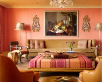 peach decor | Apartments i Like blog