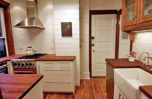 New York Apartment Kitchens