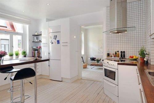 New York NY Apartments – White Interiors