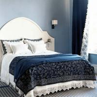 denim wallpaper | Apartments i Like blog