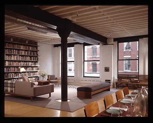 Loft Space  Apartments I Like Blog