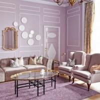 lilac decor