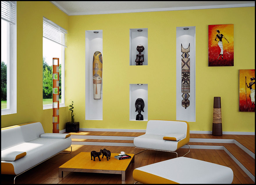 yellow rooms  Apartments i Like blog
