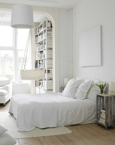 Small White Rooms  Apartments I Like Blog