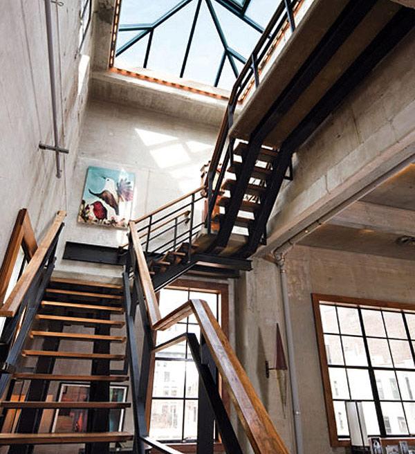 New York Loft Rentals: Creative Living & Design For The Apartment