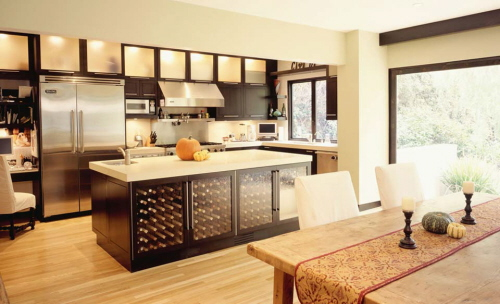 room of the week-luxury kitchen