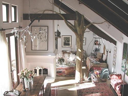 tree interiors 2 we heart it