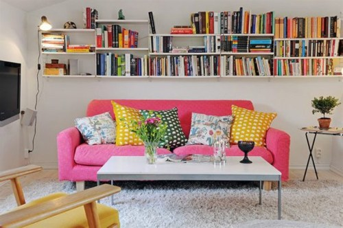 small apartment pink 3