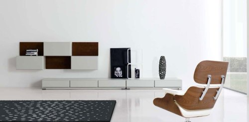minimalist room of the week