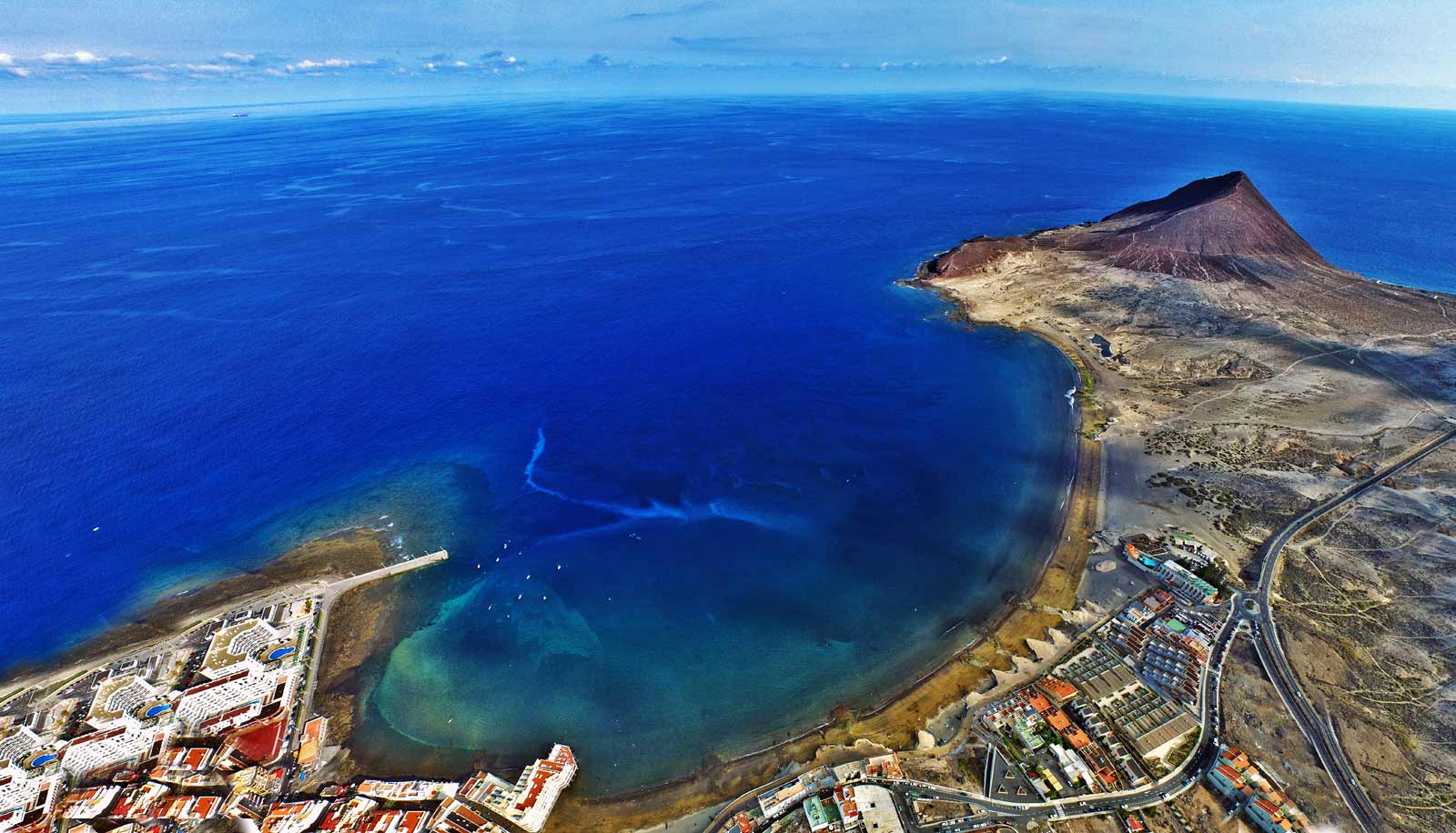 Apartments El Medano  Tenerife  Welcome to windsurf paradise