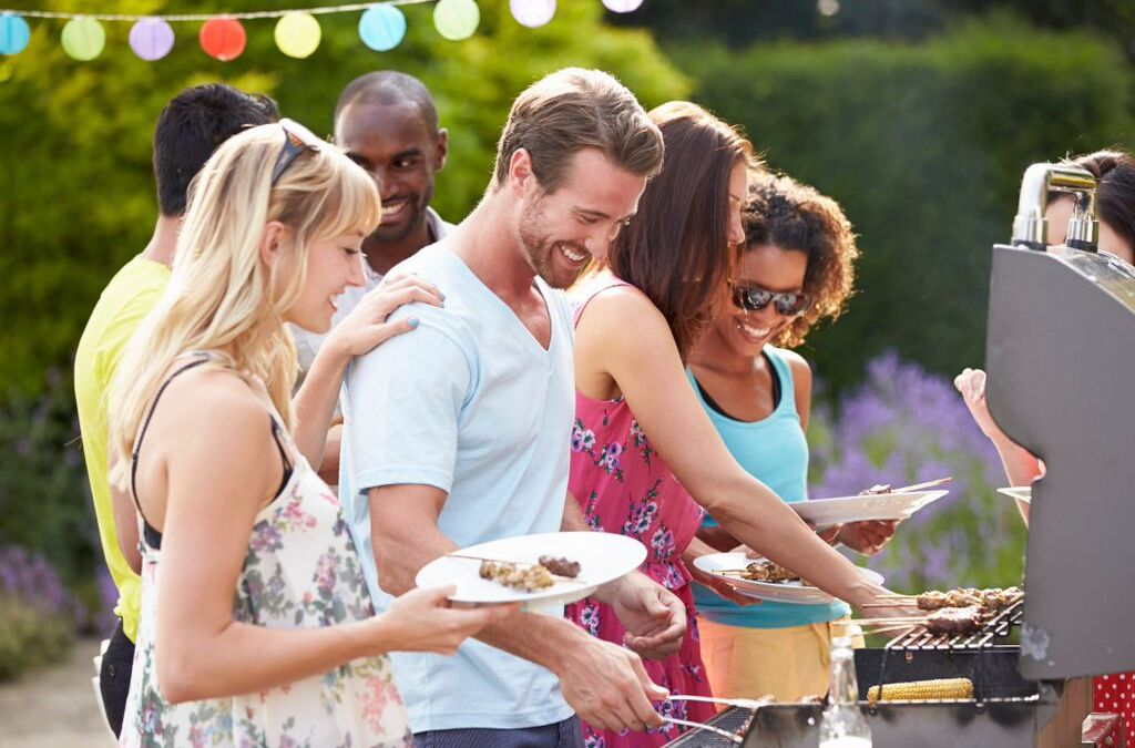 The Ultimate Summer BBQ Playlist