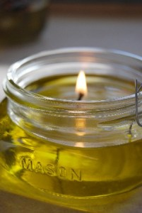 oliveoilcandle