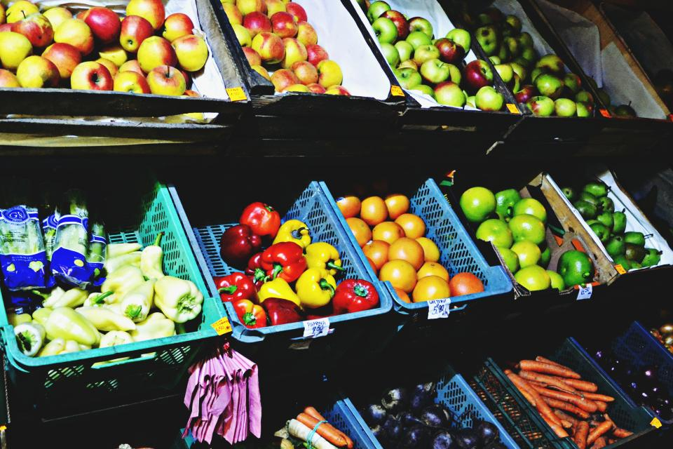 Eating Clean: The Healthy Grocery List