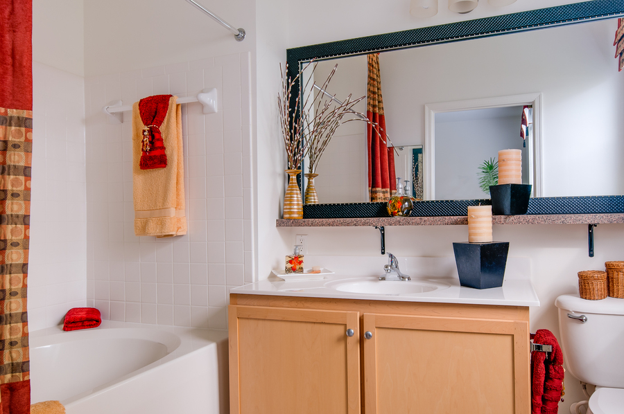 5 Tips for Organizing Your Apartment Bathroom - The ...