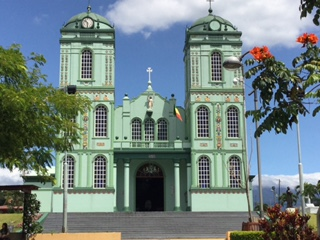 Sarchi church