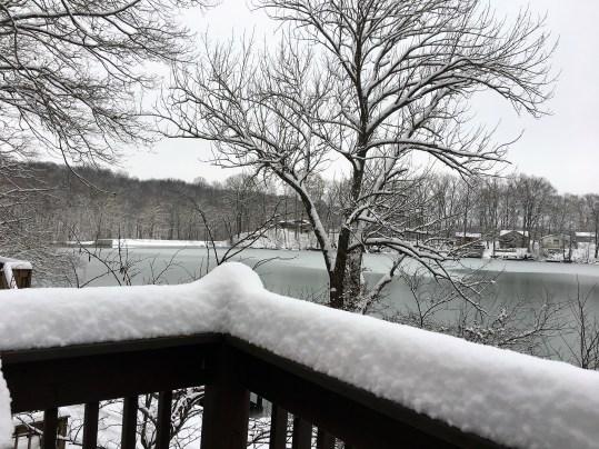 Indiana snow