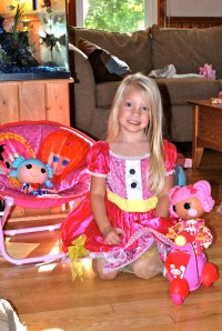 lalaloopsy party | a party studio