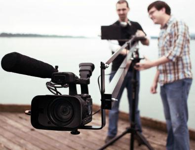 Filmări profesioniste în full HD