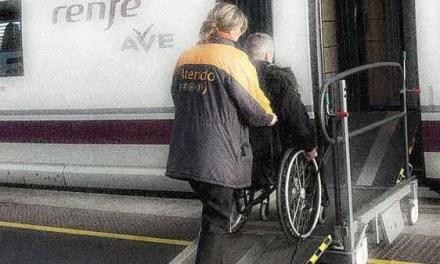 Renfe y los discapacitados- 2