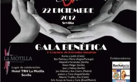 Kizomba Sevilla: gala benéfica