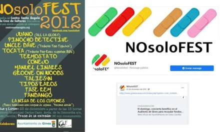 Nosolofest: Festival por el Centro