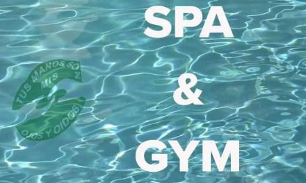 Otra aventura en el gimnasio y en el spa