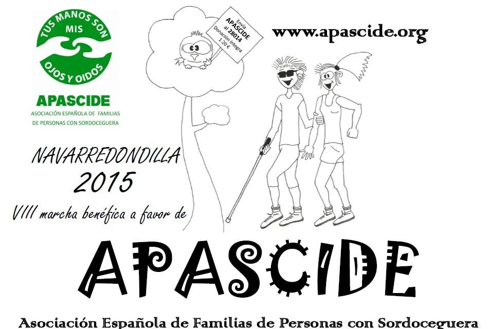 Marcha benéfica a favor de APASCIDE