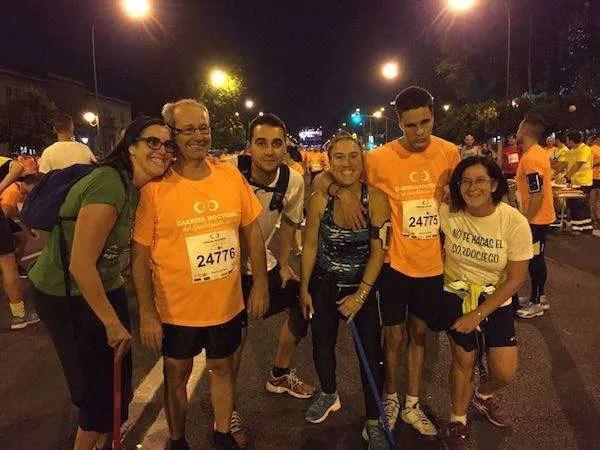 Participamos en la Carrera Nocturna del Guadalquivir