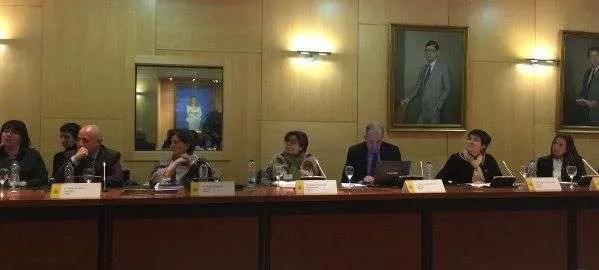 Reunión de trabajo para el desarrollo de la Lengua de Signos
