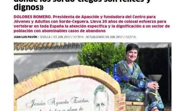 Una lucha incansable por la atención a las personas sordociegas en toda España