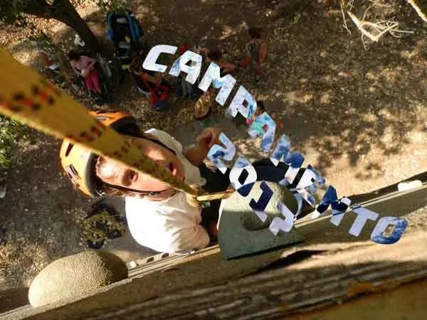 Recuerdo del verano: el campamento de APASCIDE