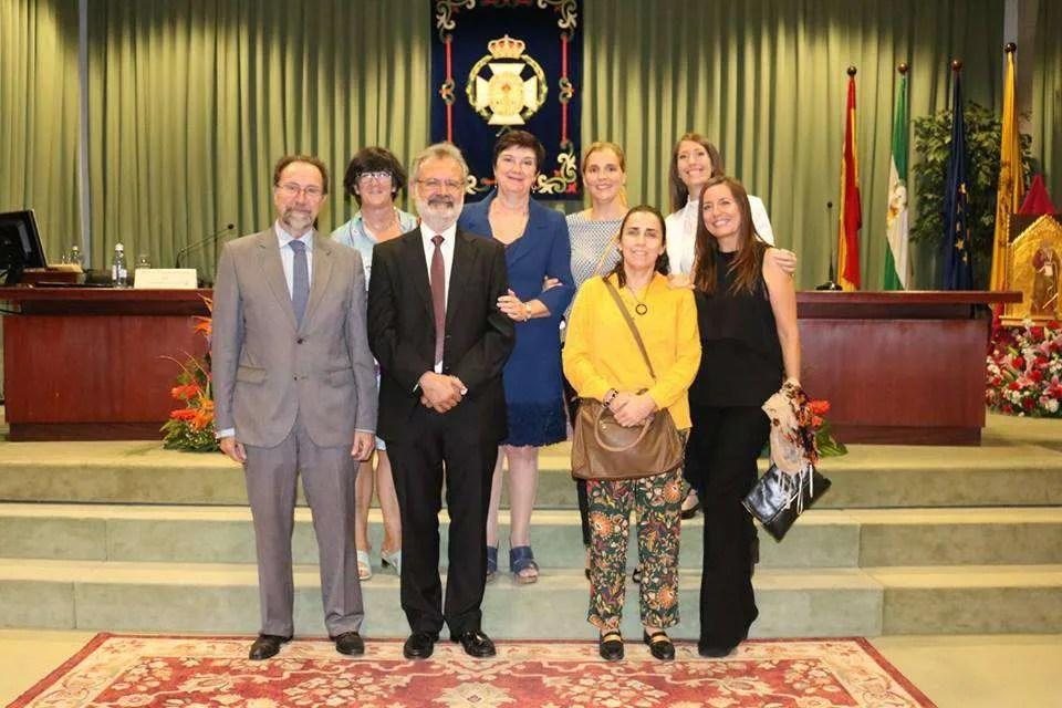 APASCIDE recibe el premio Galeno