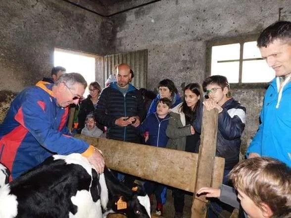 Fin de Semana en la Granja Barreiros-Lugo