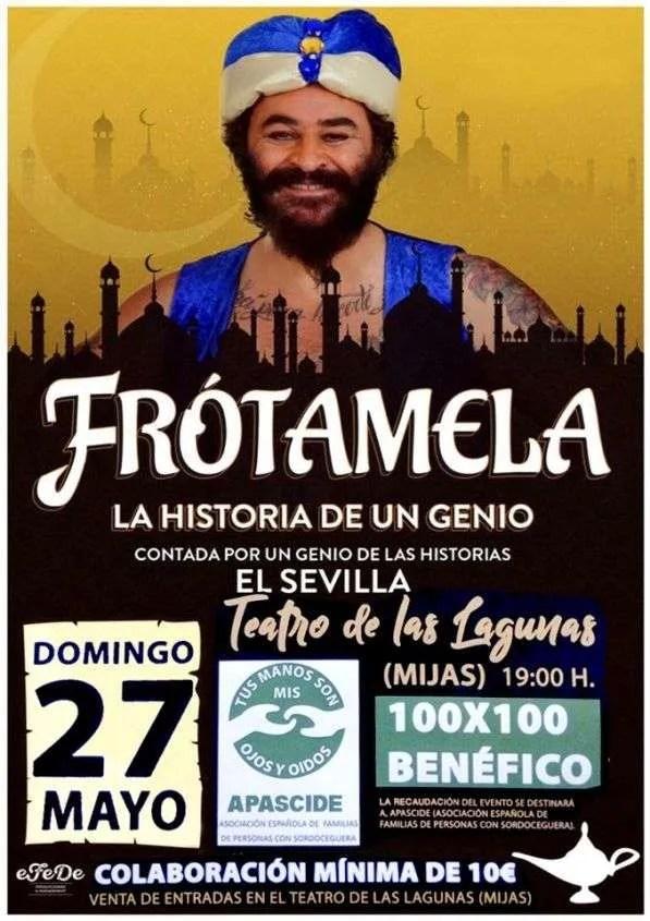 cartel Frótamela
