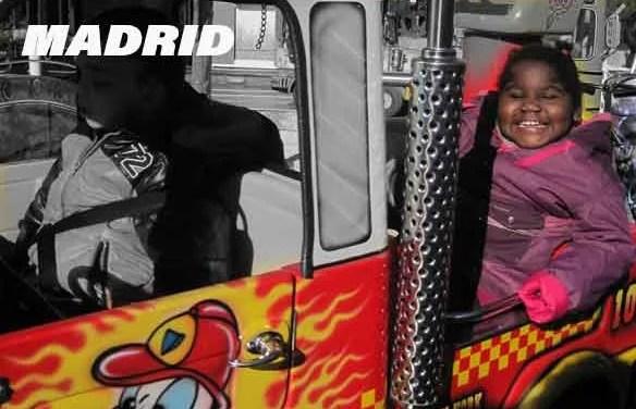 Otra actividad de Madrid