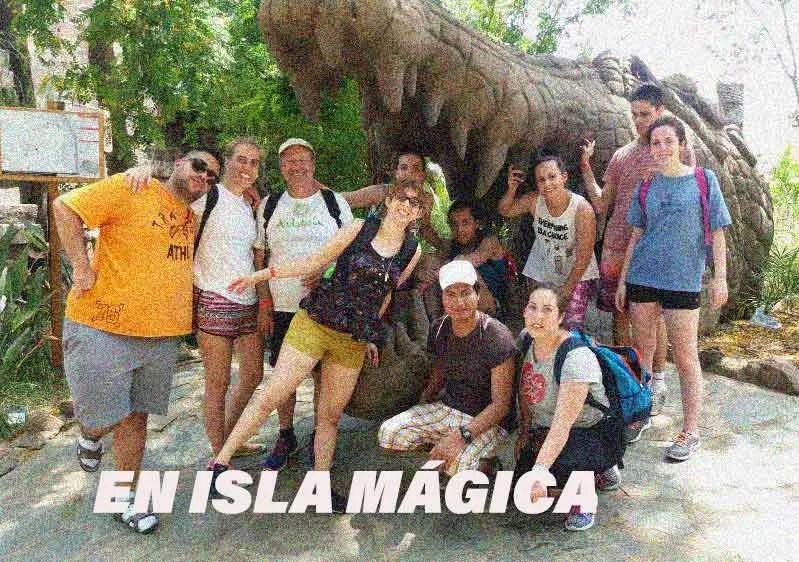 Isla Mágica, qué pasada