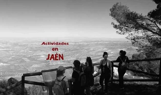 Actividades en Jaén